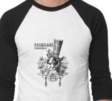 Queen Lyalynne Primrose T-Shirt Men's Baseball ¾ T-Shirt