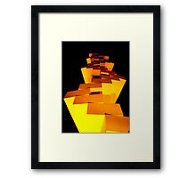 Articulated Point of View Framed Print