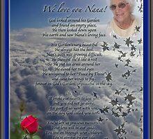 Nana, we love you... by Maree  McCarthy