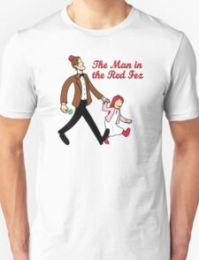 The Man In The Red Fez T-Shirt