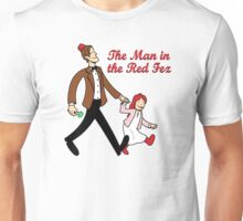 The Man In The Red Fez Unisex T-Shirt