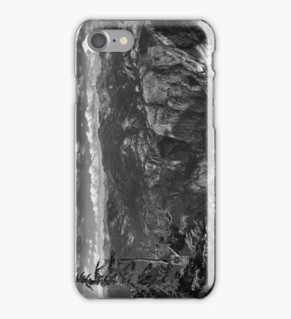 Grand Canyon of the Tuolumne - Yosemite iPhone Case/Skin