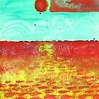Spring Sunset by STEVIE KRUEGER