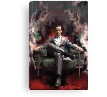 Jim Moriarty Canvas Print