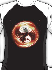 Cat the legendary pheonix T-Shirt