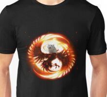 Cat the legendary pheonix Unisex T-Shirt