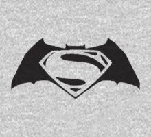 Batman v Superman - Superbatman by DeadpoolShop
