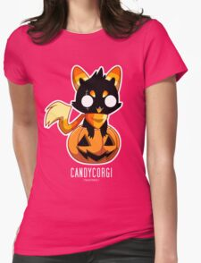 PP - Candycorgi Womens Fitted T-Shirt