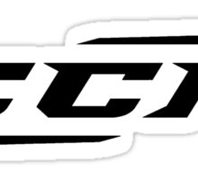 CCM Modern Era Logo - Black Sticker