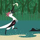 Buitreraptor by David Orr