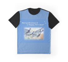 Merry Christmas & a Happy New Year! Graphic T-Shirt