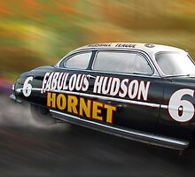 Fabulous Hudson Hornet #6 by WildBillPho