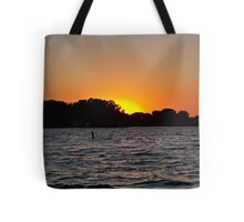 Twilight Oasis Tote Bag