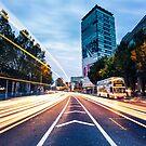 Beresford Place, Dublin by Alessio Michelini