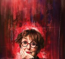 Mrs Hudson by Wisesnail