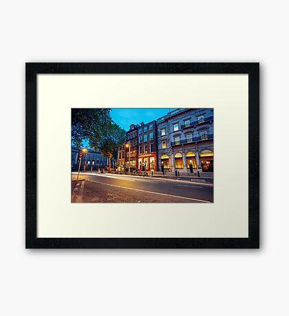 College Green, Dublin Framed Print