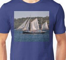 """Tecla"", Tall Ships Departure, Manly, Australia 2013 Unisex T-Shirt"