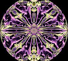 Keyhole Sphere by Sharon Woerner