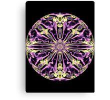 Keyhole Sphere Canvas Print