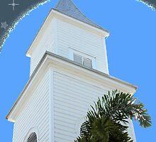 Church Steeple by Rosalie Scanlon