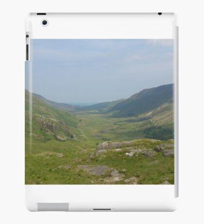 Welsh Valley 1 iPad Case/Skin