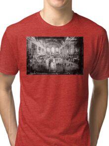 Grand Central Terminal Tri-blend T-Shirt