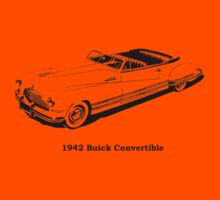 1942 Buick Convertible Kids Clothes