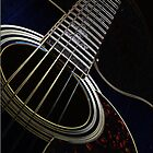Guitar solo- iPhone case by Jeananne  Martin