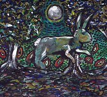 Moonlit Hop by STEVIE KRUEGER