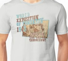 World Exposition of Tomorrow 1943 Unisex T-Shirt