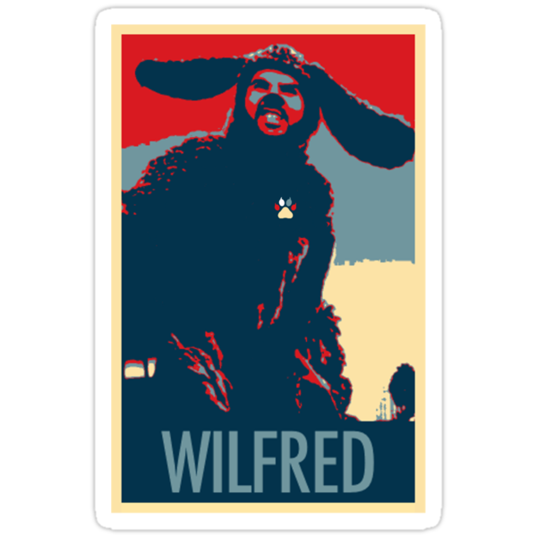 WILFRED - Posterized by richobullet