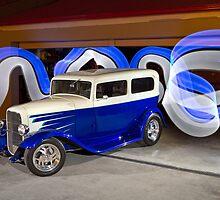Scott Thomas' 1932 Ford Tudor by HoskingInd