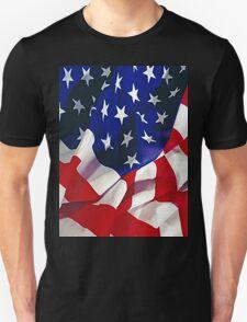 Flag United States of America Unisex T-Shirt