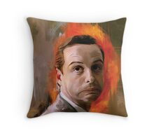 Moriarty Throw Pillow