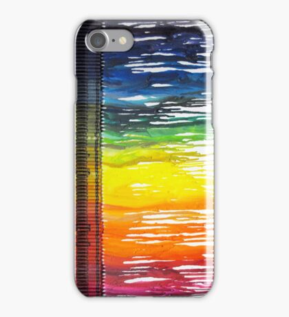 Lovely Dripping Crayons for your iPhone or iPod iPhone Case/Skin