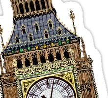 Big Ben Sticker