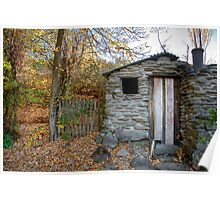 The Little Stone Hut Poster