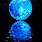 Blue Moon by pilanehimself