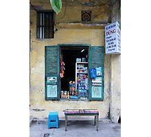 Hanoi Streets Photographic Print