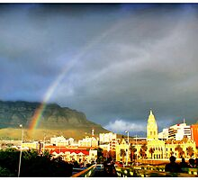 One winter's morning in Cape Town by Ruth Smith