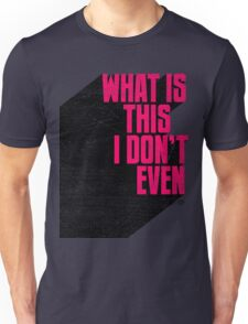 Incredulous Unisex T-Shirt