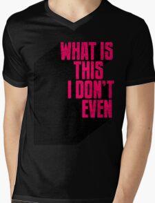 Incredulous Mens V-Neck T-Shirt