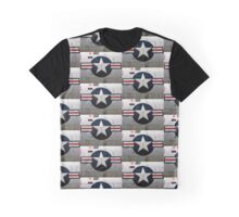 USAF Insignia Graphic T-Shirt