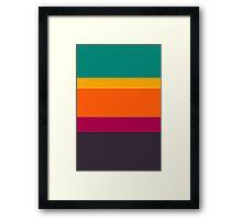 Decor VIII [iPhone / iPad / iPod Case & Print] Framed Print