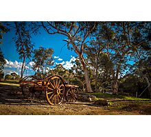 Wagon Photographic Print