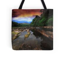 """The Evening River"" Tote Bag"