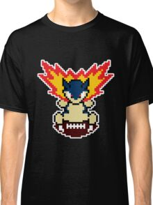 Typhlosion on a football Classic T-Shirt