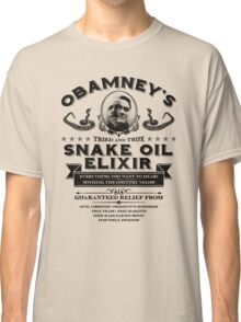 Obamney's Snake Oil Elixir Classic T-Shirt