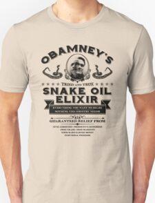 Obamney's Snake Oil Elixir T-Shirt