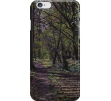 Shady Tracks iPhone Case/Skin